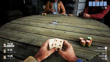poker red dead redemption